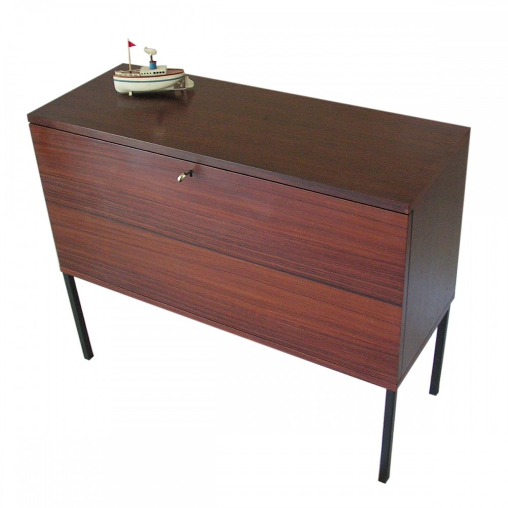Dry Bar Sideboard from the sixties by Unknown Designer for Victoria - Dry Bar Sideboard From The Sixties By Unknown Designer For