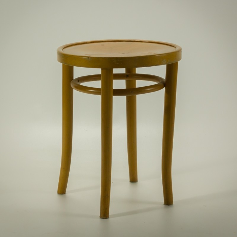 Stool by Unknown Designer for Thonet