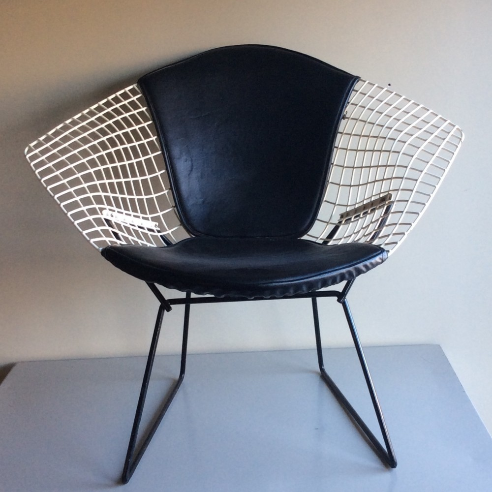 Diamond lounge chair by harry bertoia for knoll 36622