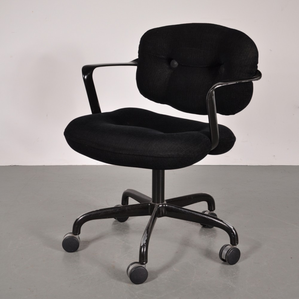 Office chair by Bruce Hannah & Andrew Morrison for Knoll ...
