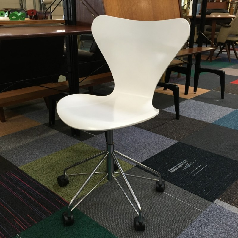 butterfly office chair by arne jacobsen for fritz hansen arne jacobsen office chair