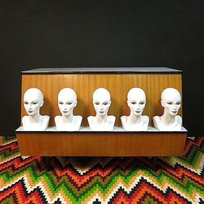 Counter cabinet, 1960s