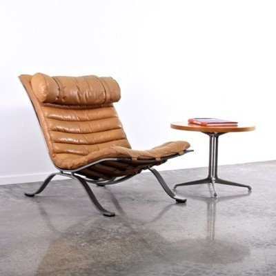 Ari Lounge Chair by Arne Norell for Arne Norell AB