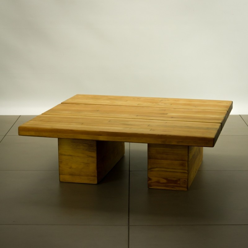 Pirkka Coffee Table by Ilmari Tapiovaara for Laukaan Puu Finnland