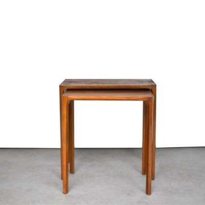 Nesting Table by Rex Raab for Wilhelm Renz