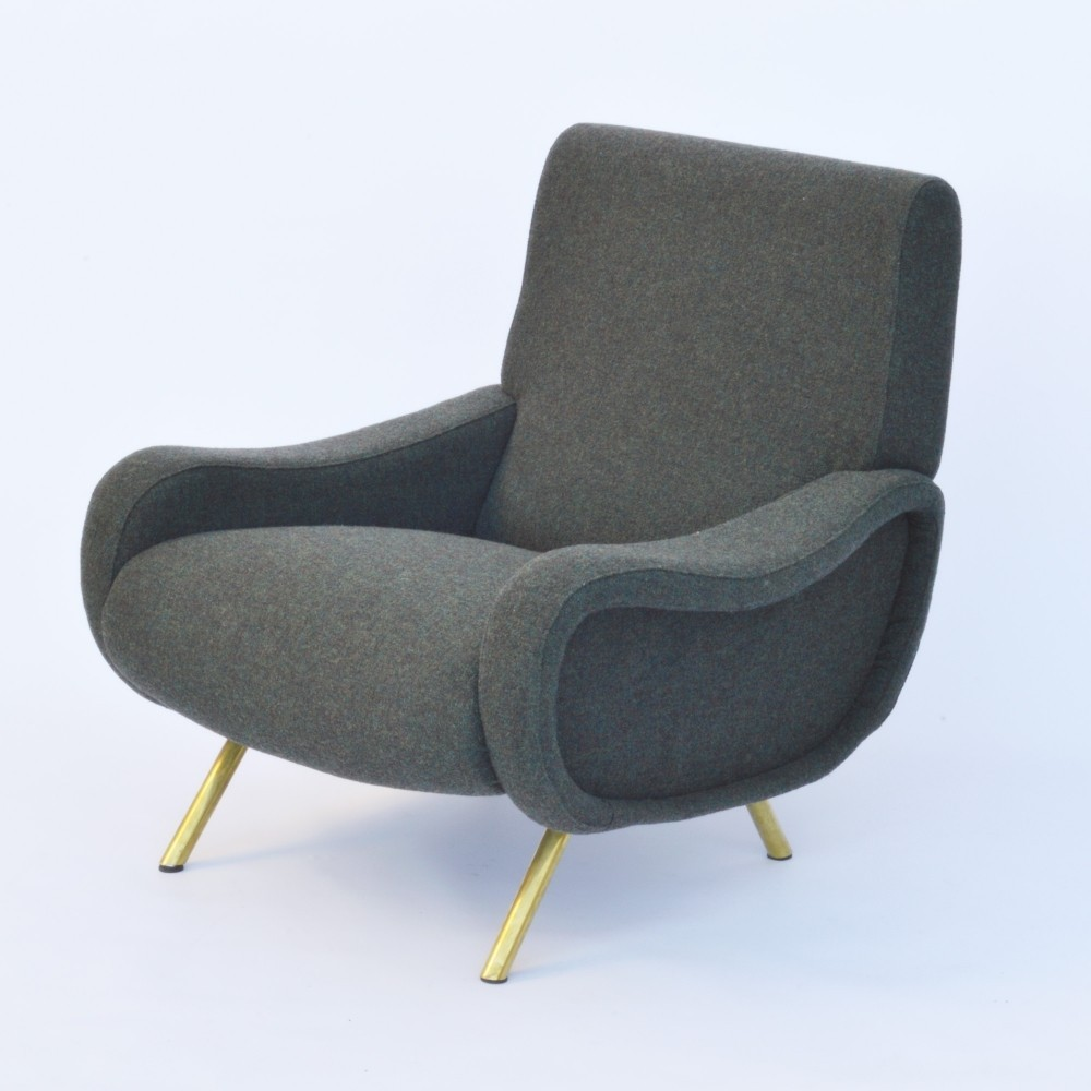 Lady Chair Lounge Chair by Marco Zanuso for Arflex