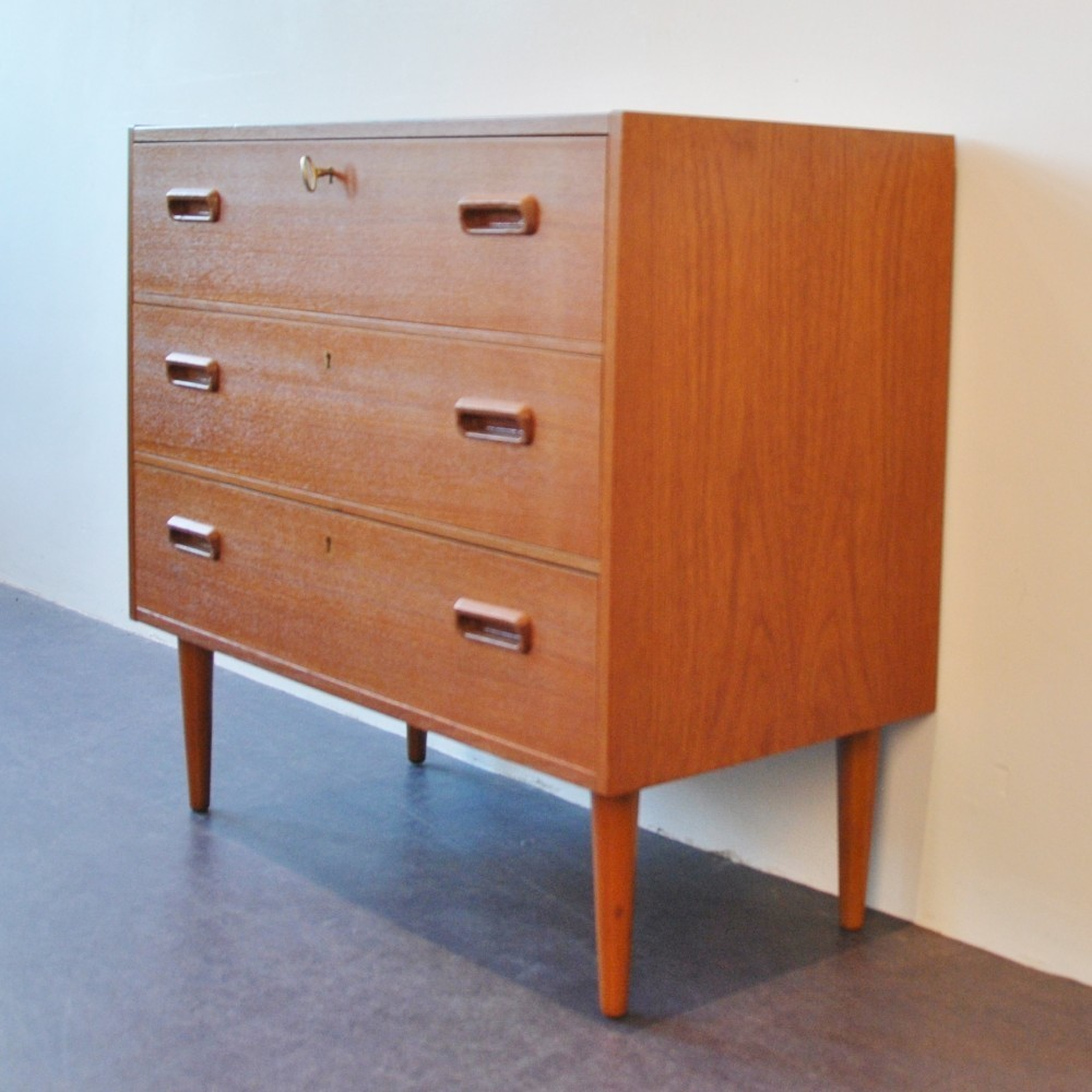 Vintage chest of drawers 1970s 37869 for Sellaro arredamenti