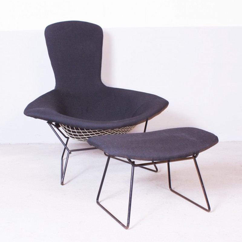 Bird Lounge Chair by Harry Bertoia for Knoll International