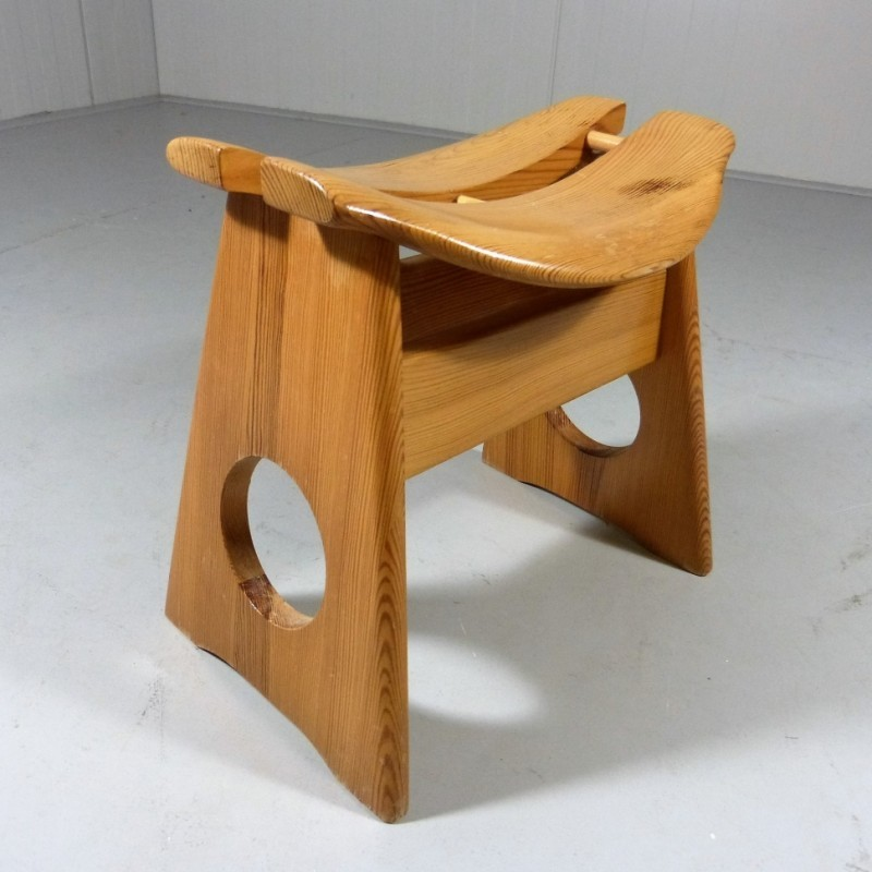 Amazing Vintage Childrens Stool 1970S 38821 Pdpeps Interior Chair Design Pdpepsorg