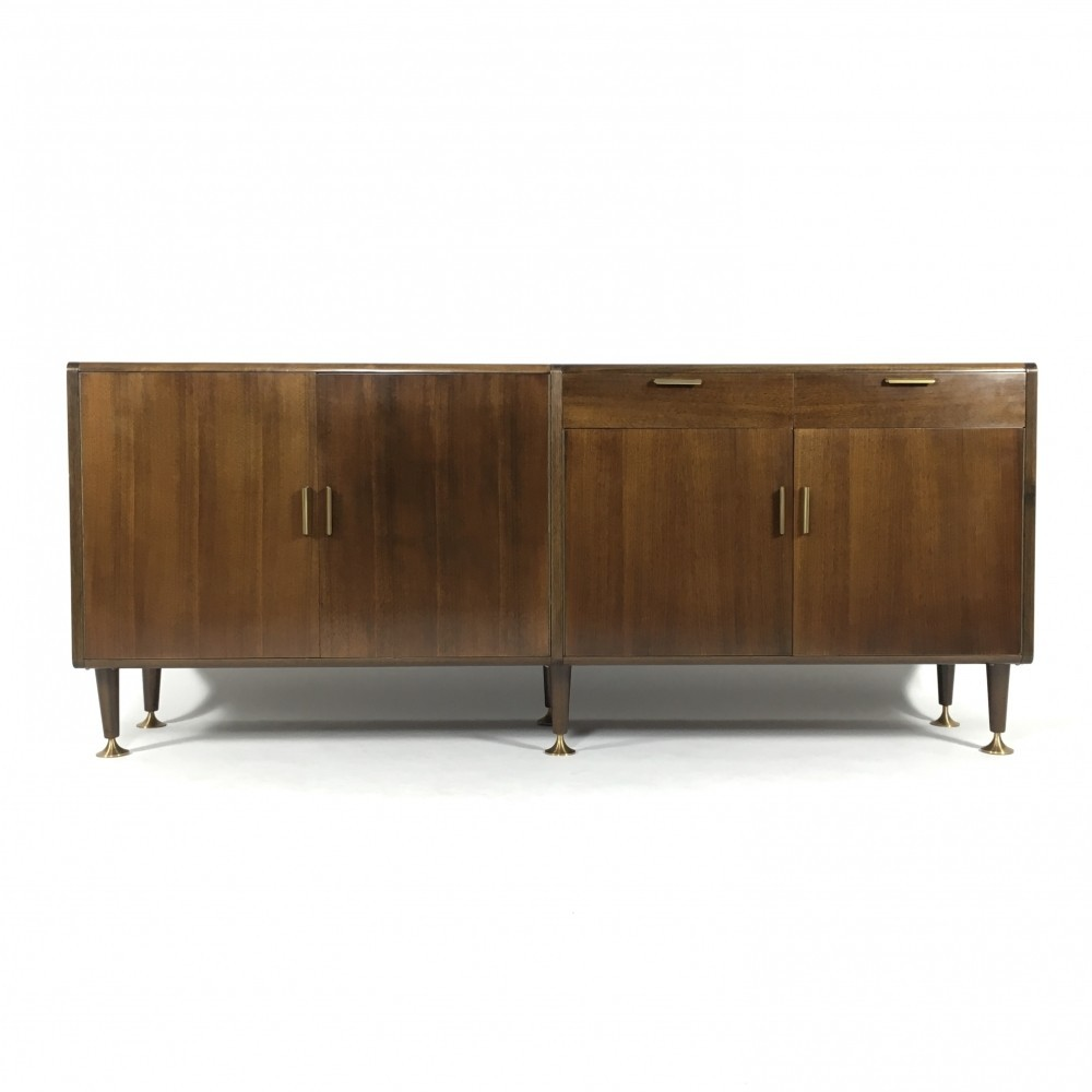 Sideboard by A. Patijn for Zijlstra Joure, 1950s