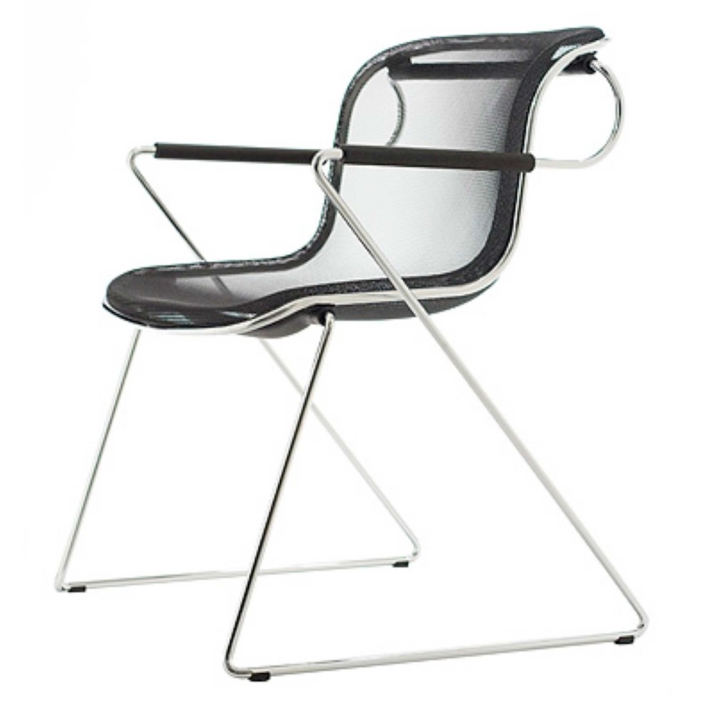 Penelope Arm Chair by Charles Pollock for Castelli
