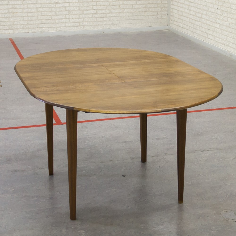 Dining table by A. Patijn for Zijlstra Joure