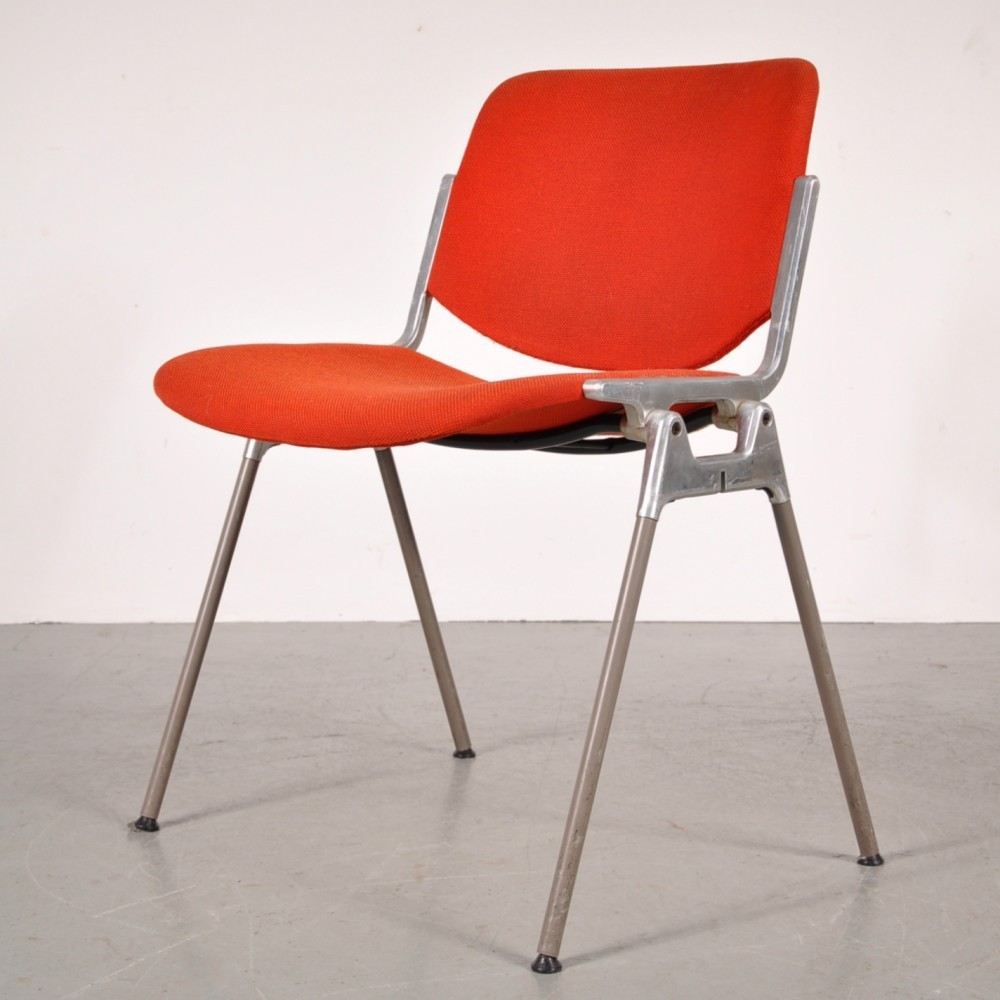 Lounge Chair by Giancarlo Piretti for Castelli