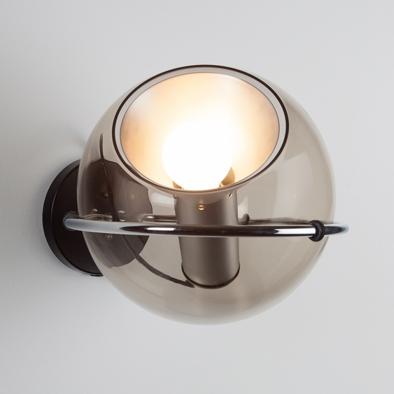 4 C-1512.20 wall lamps from the sixties by Frank Ligtelijn for Raak Amsterdam
