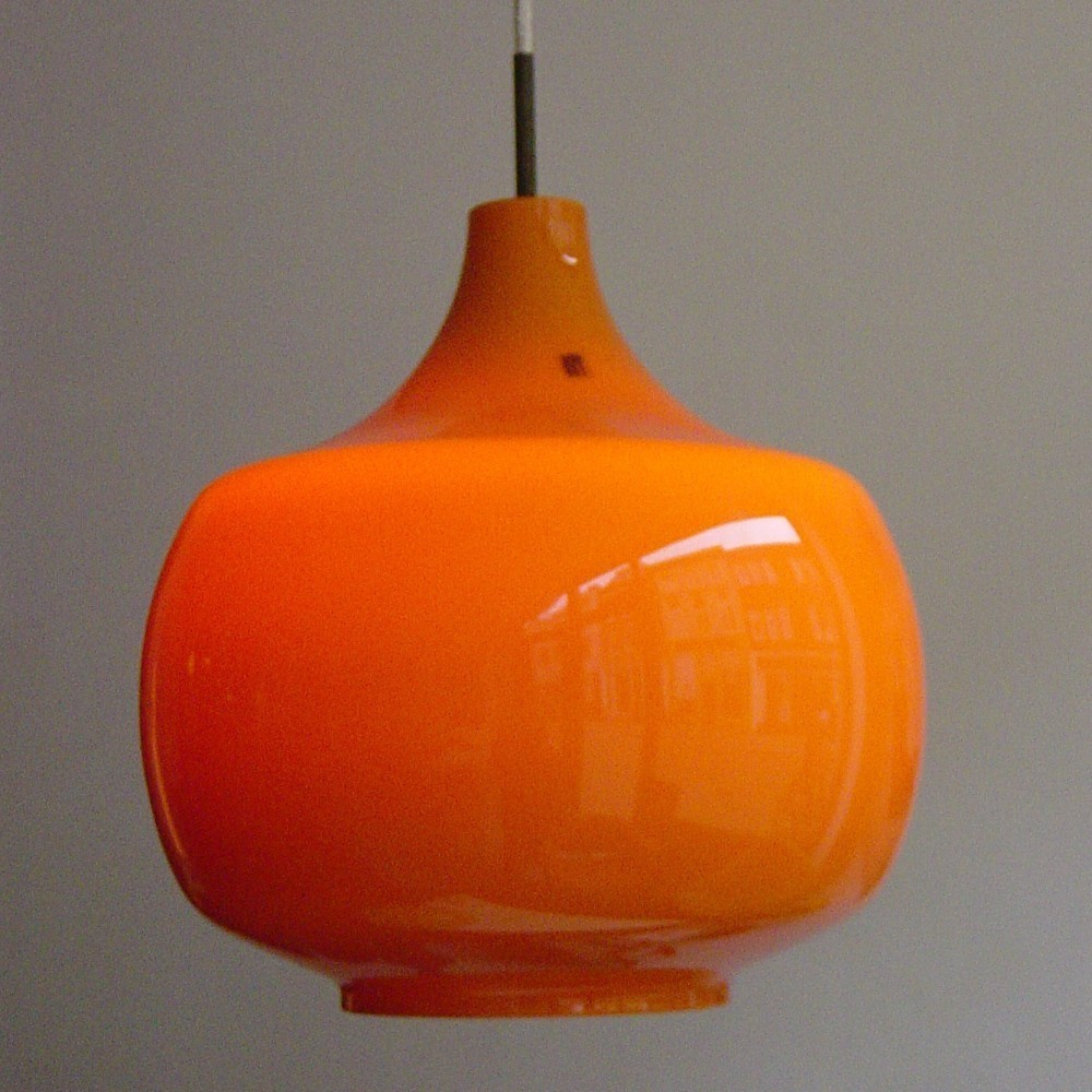 Union hanging lamp by Paolo Venini for Venini, 1960s
