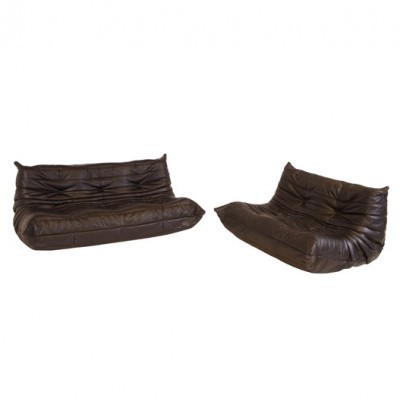 Togo Sofa from the seventies by Michel Ducaroy for Ligne Roset