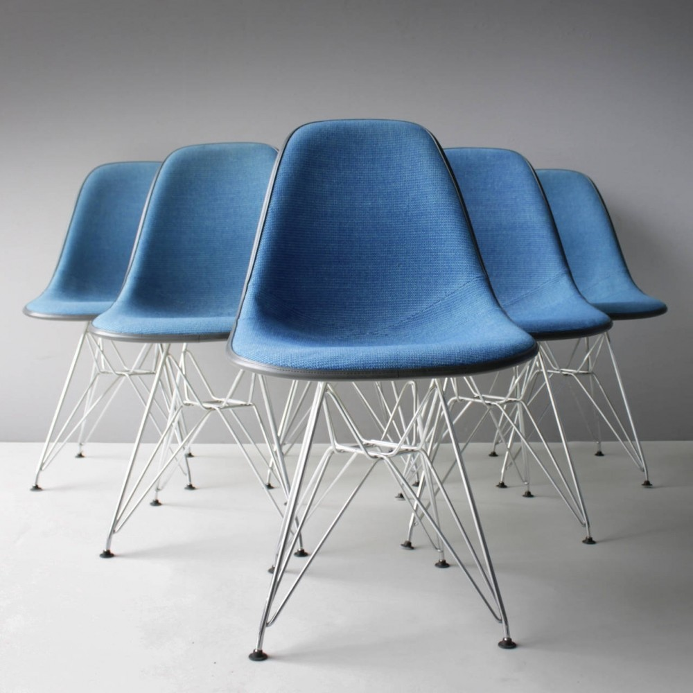 DSR (Dining Side Rod) Dinner Chair by Charles and Ray Eames for Herman Miller
