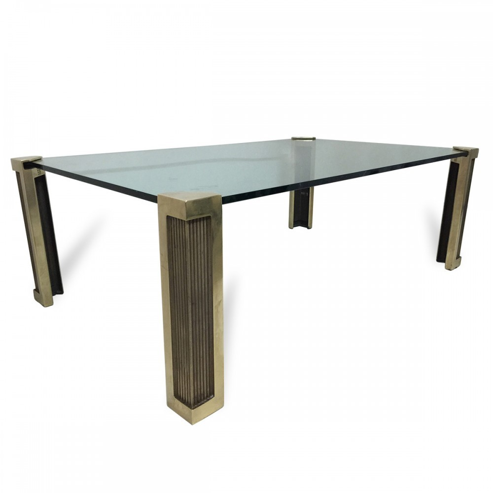 Coffee Table Manufacturers: Coffee Table By Peter Ghyczy For Unknown Manufacturer