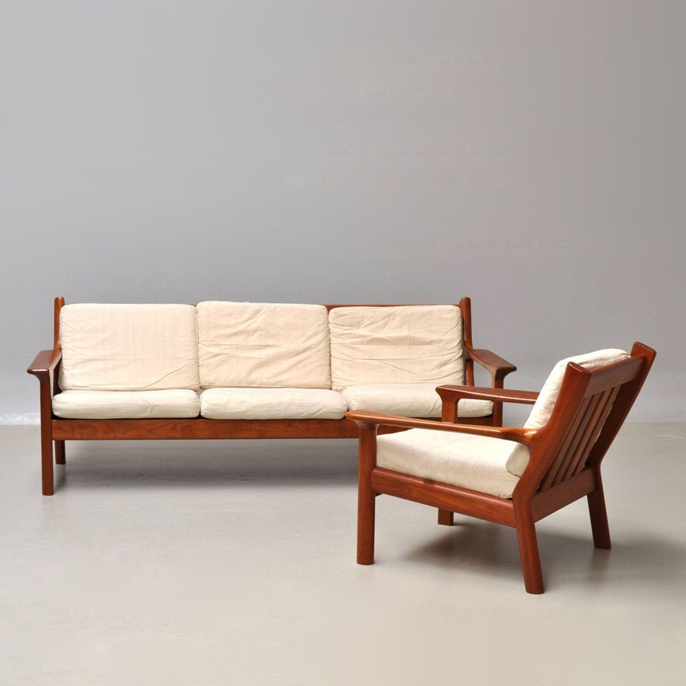 Seating Group by Unknown Designer for Glostrup