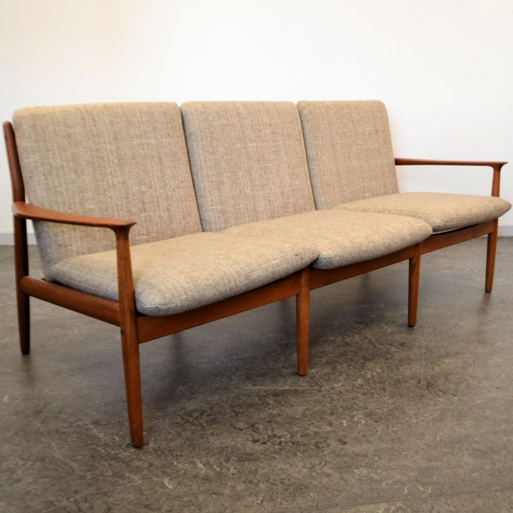 Sofa by Grete Jalk for Glostrup Møbelfabrik