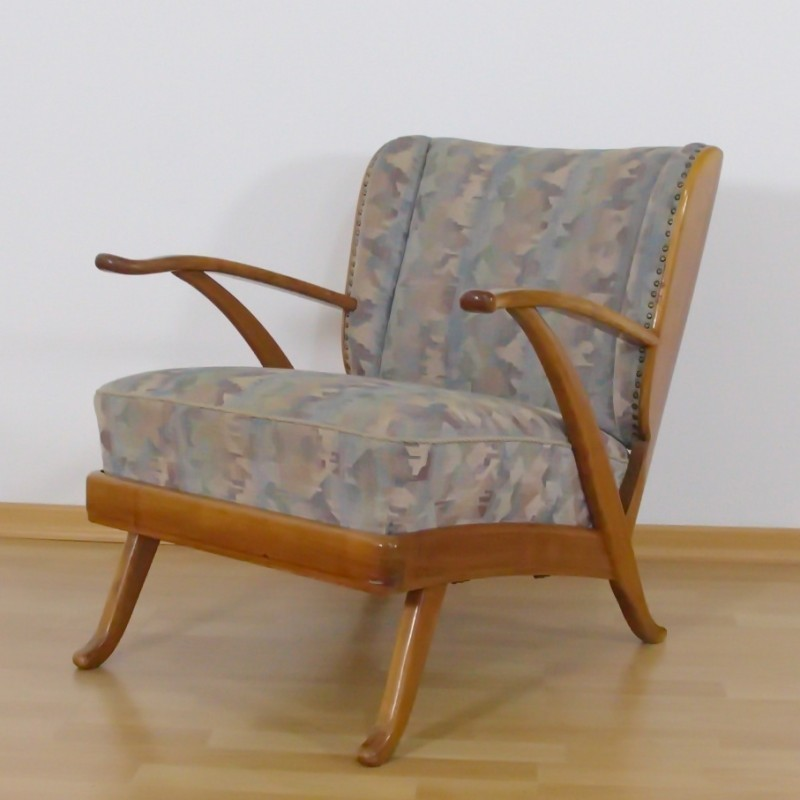 Knoll Antimott Lounge Chair 1950s 40086