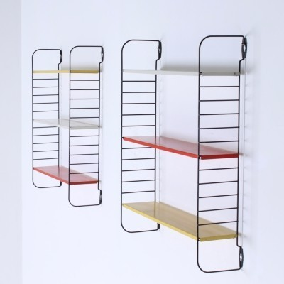 Pocket Series Wall Unit by D. Dekker for Tomado Holland