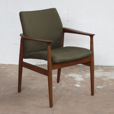 Arm Chair by Grete Jalk for Glostrup
