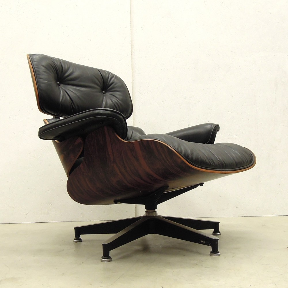 Lounge Chair by Charles and Ray Eames for Herman Miller