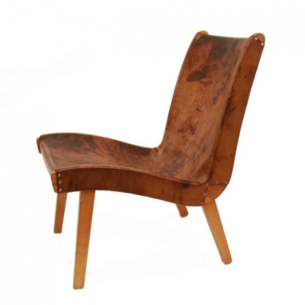 Vostra Lounge Chair from the fifties by Unknown Designer for Unknown Producer