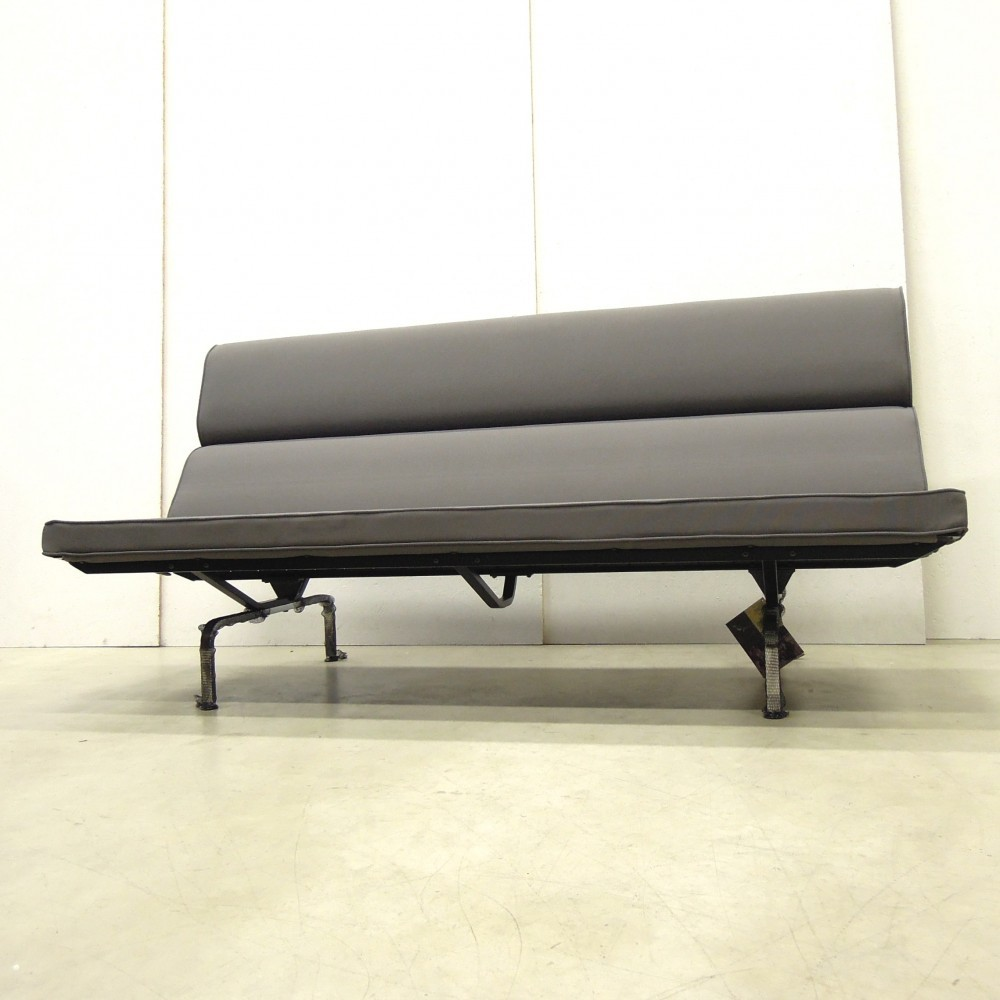 Sofa by Charles and Ray Eames for Vitra