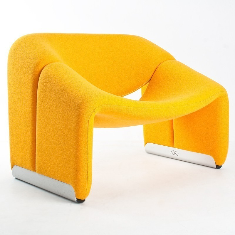 M Chair Lounge Chair by Pierre Paulin for Artifort