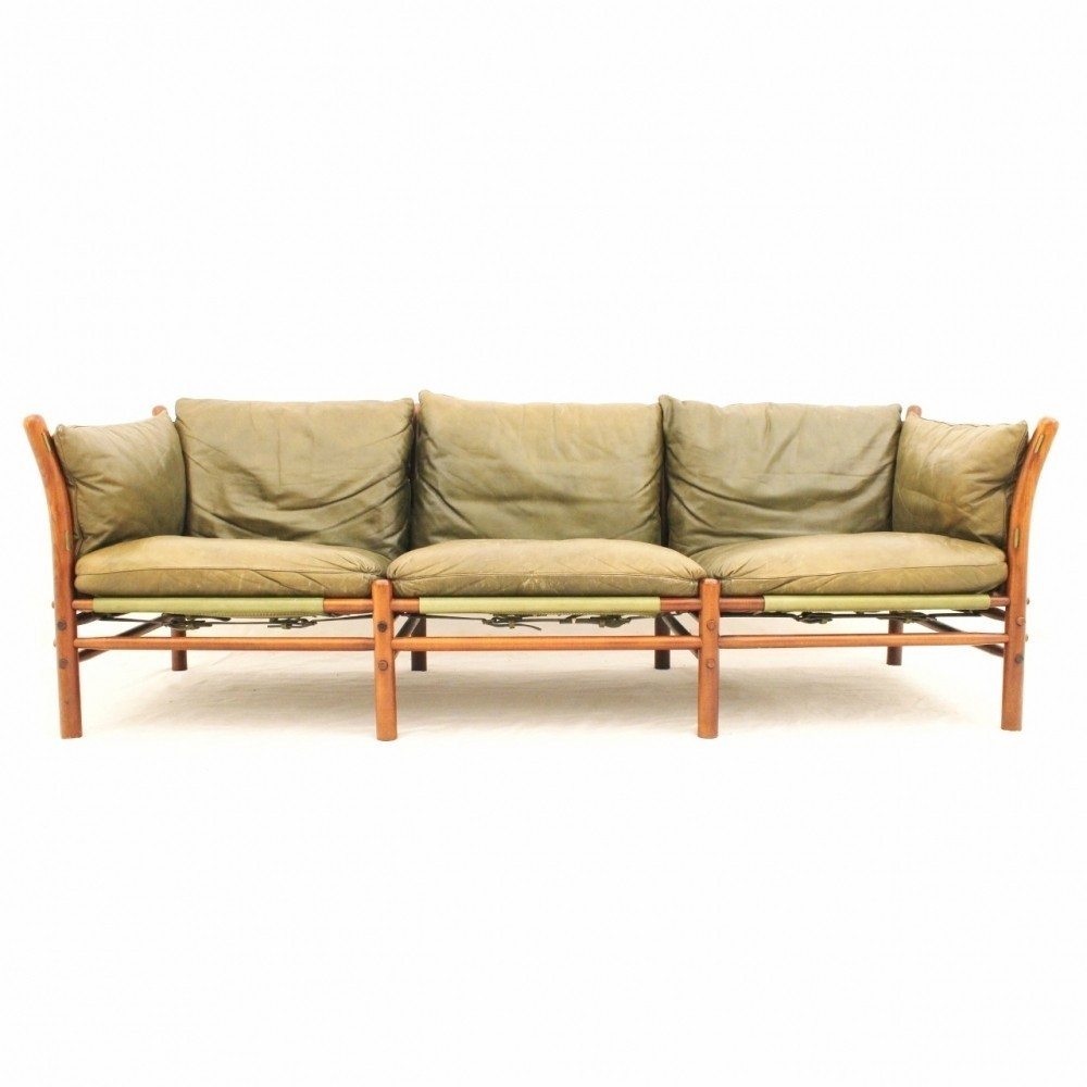 Ilona Sofa by Arne Norell for Norell Möbel AB