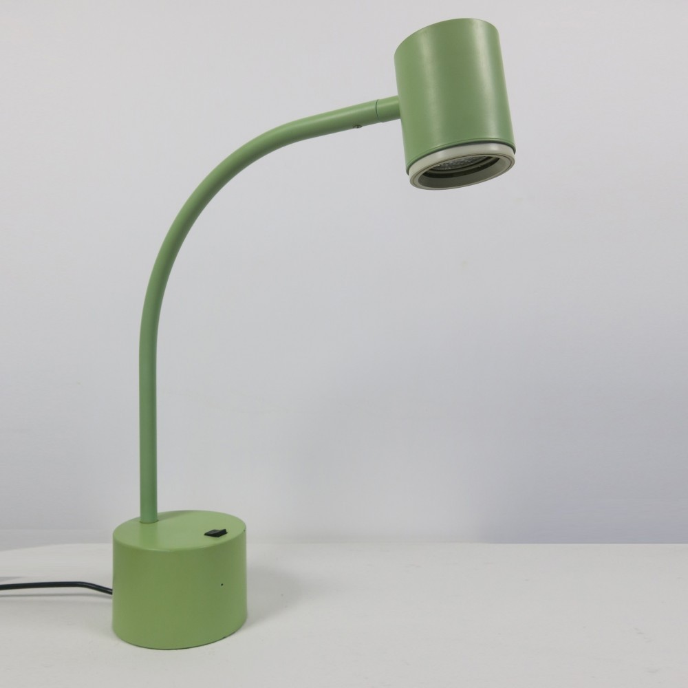 Halo Click Desk Lamp by Ettore Sottsass for Philips