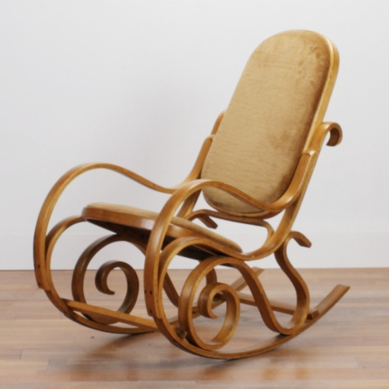 Rocking Chair by Unknown Designer for Thonet