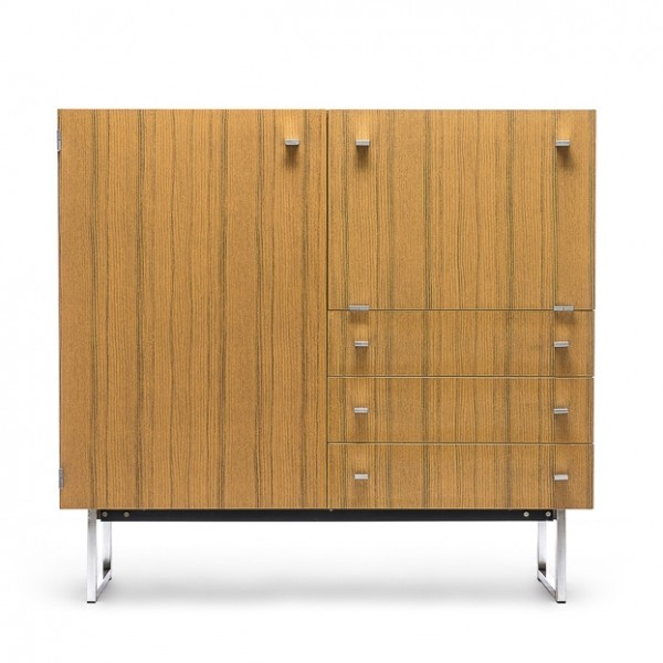 Cabinet by Pierre Guariche for Meurop