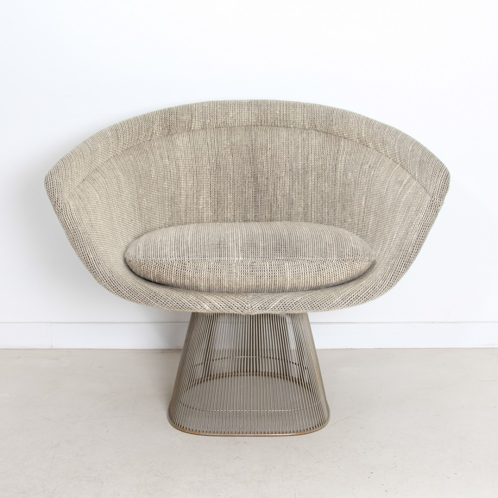 Brilliant Model 1725 Lounge Chair By Warren Platner For Knoll 1960S Spiritservingveterans Wood Chair Design Ideas Spiritservingveteransorg
