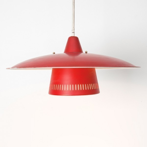 Hanging Lamp by H. Busquet for Hala Zeist