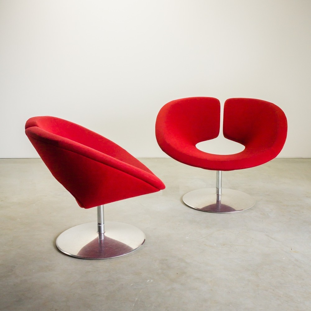 Apollo Lounge Chair by Patrick Norguet for Artifort