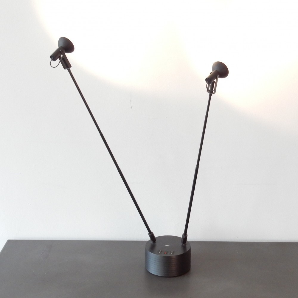 Sciopticon Desk Lamp By Hans Ansems For Luxo 1980s