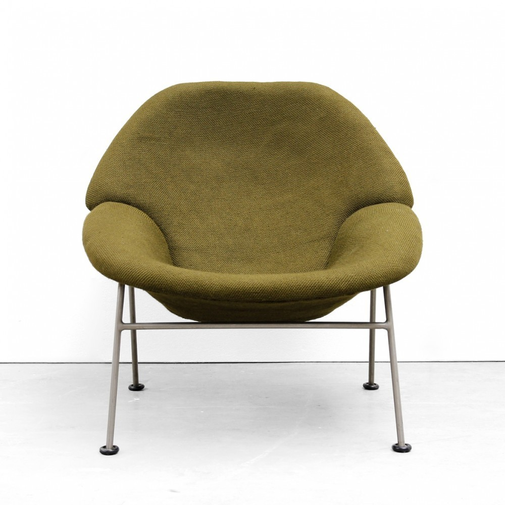 F555 Lounge Chair by Pierre Paulin for Artifort