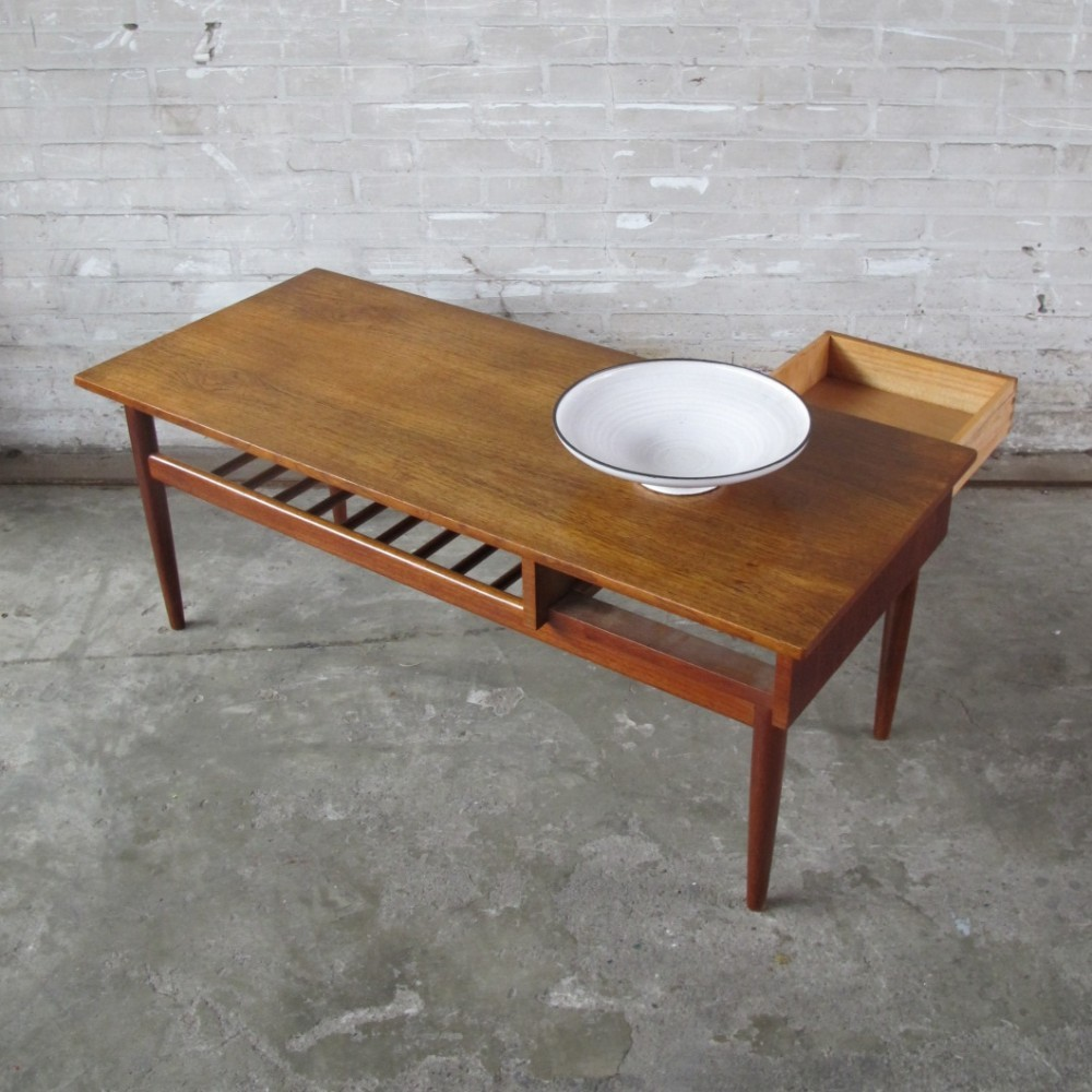 Coffee Table By Unknown Designer For Unknown Manufacturer 42927