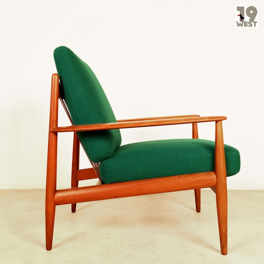 Arm Chair by Grete Jalk for France and Daverkosen