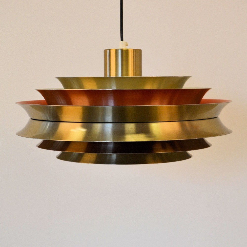 Hanging Lamp from the fifties by Carl Thore for Granhaga