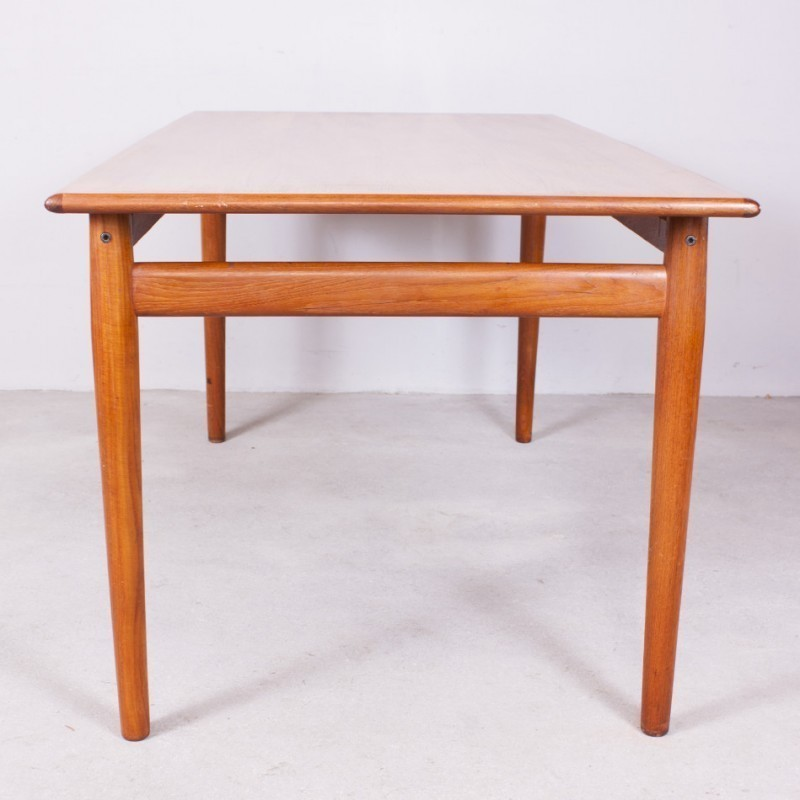Dining Table Manufacturers: Dining Table By Grete Jalk For Unknown Manufacturer