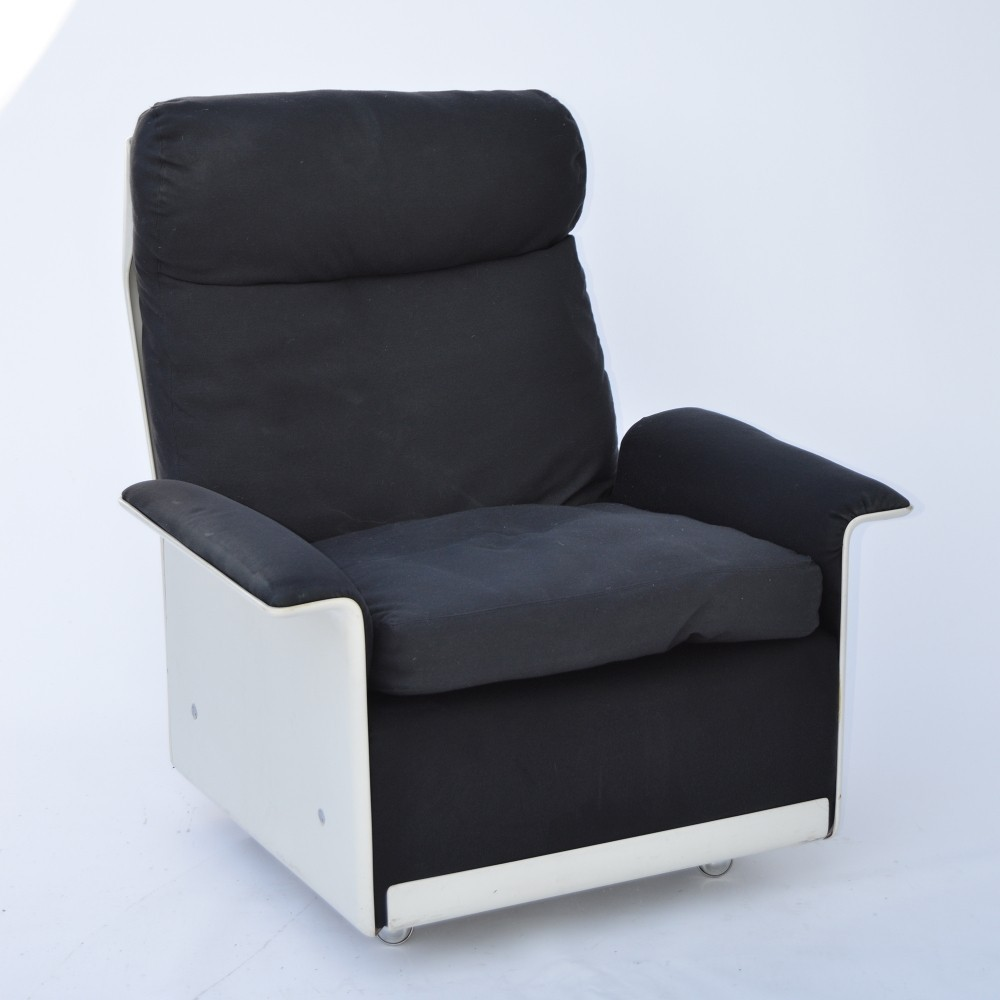 Model 620 Arm Chair from the sixties by Dieter Rams for Vitsoe