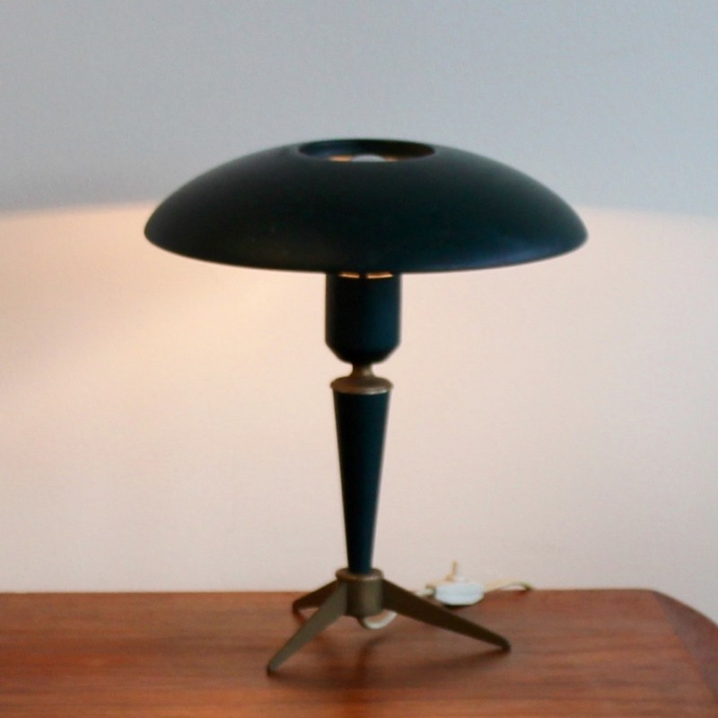 Tripod Desk Lamp by Louis Kalff for Philips