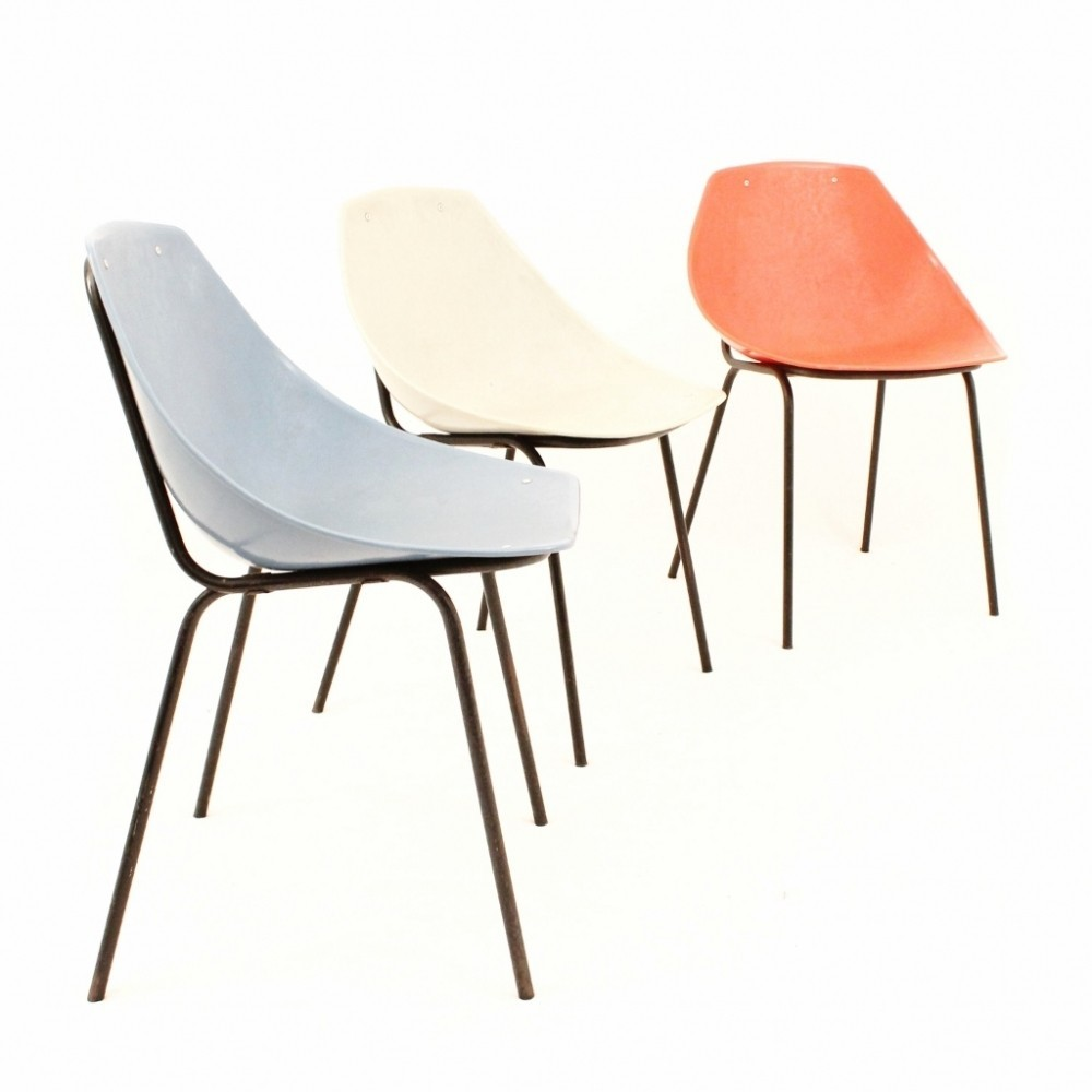 Dinner Chair by Pierre Guariche for Meurop