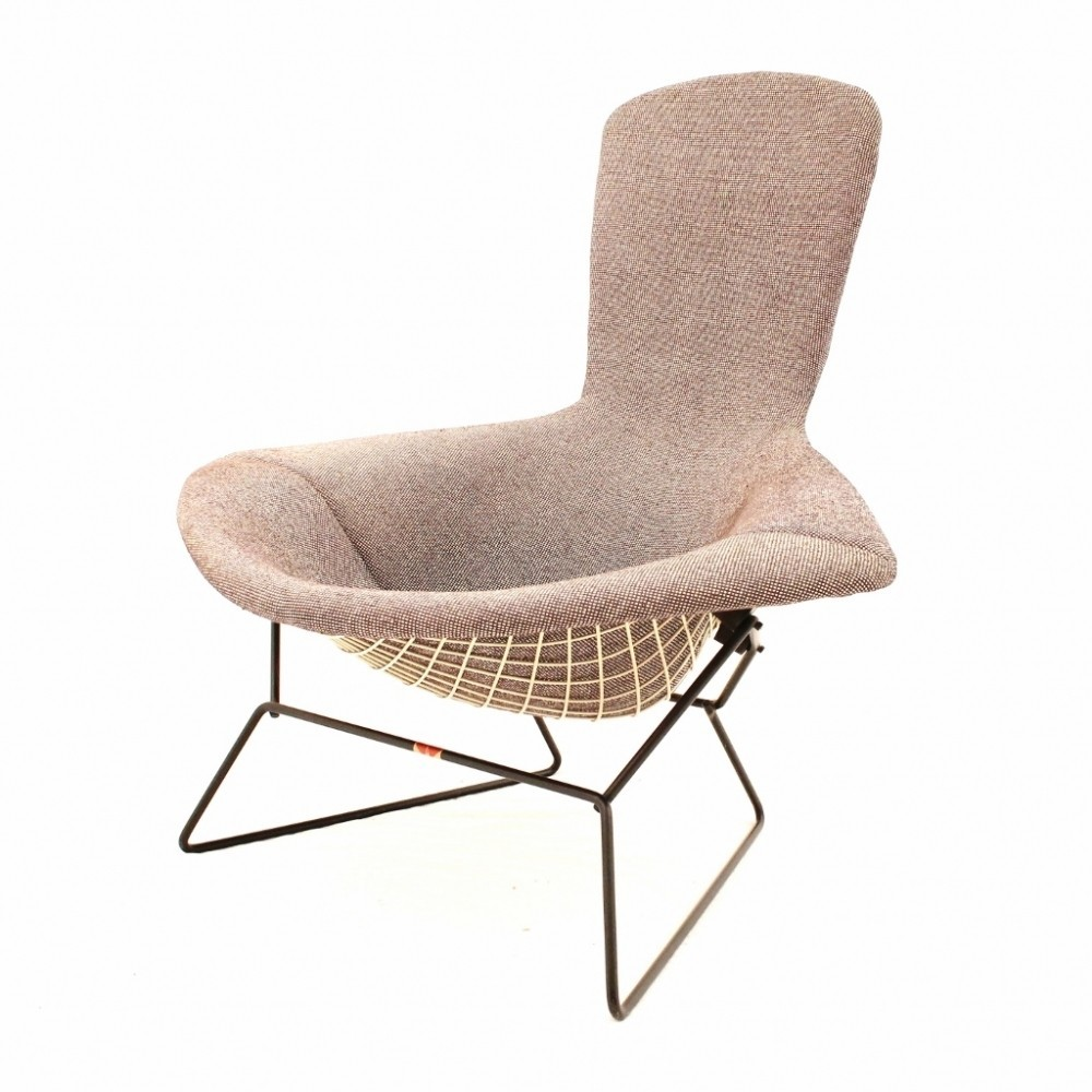 BIRD Lounge Chair By Harry Bertoia For Knoll International, 1950s