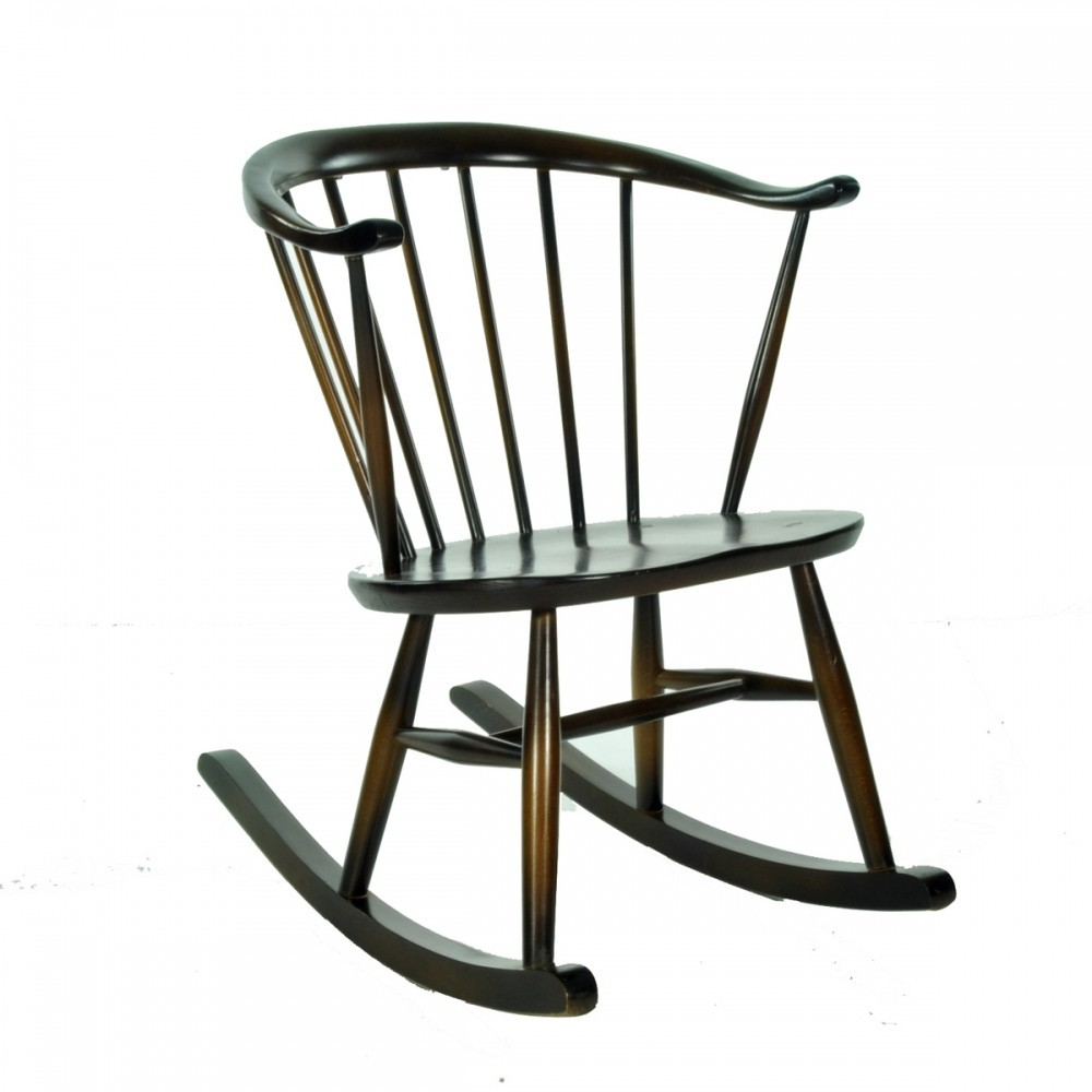 Rocking chair by Lucian Randolph Ercolani for Ercol, 1960s