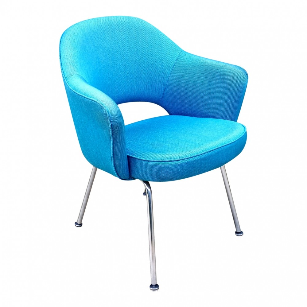 conference arm chair by eero saarinen for knoll 43872